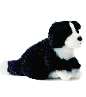 peluche-anima Peluche Border colley Anima 25cm