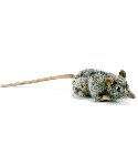 peluche-anima Peluche Rat Musque couché 16cm