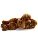 peluche-anima Peluche chien cocker 42cm