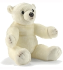 peluche-anima Peluche Ourson flocon 60cm